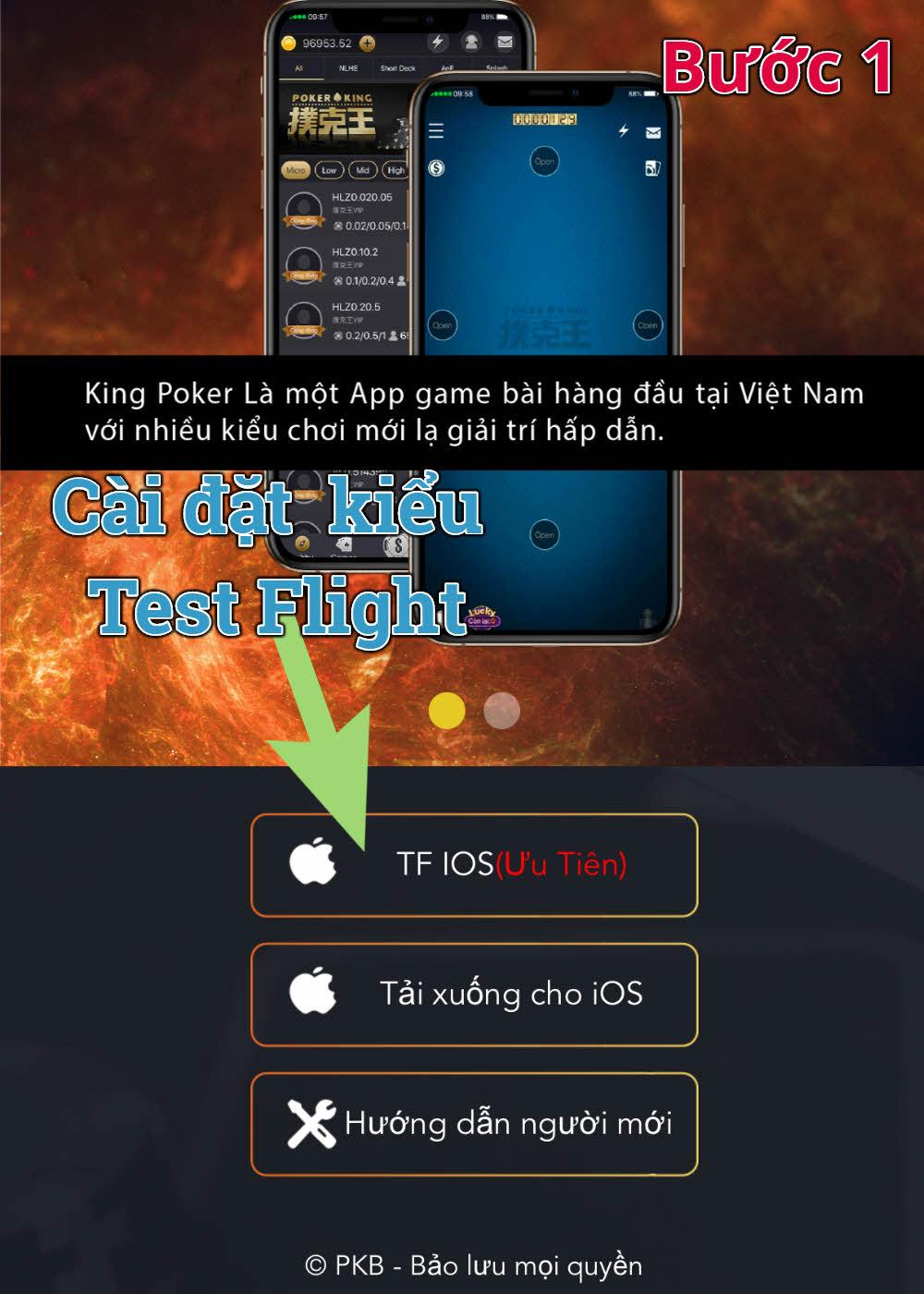 Poker King B1